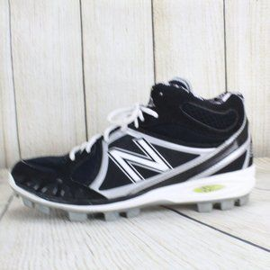 NEW BALANCE High Top Cleats Shoes Size 11.5